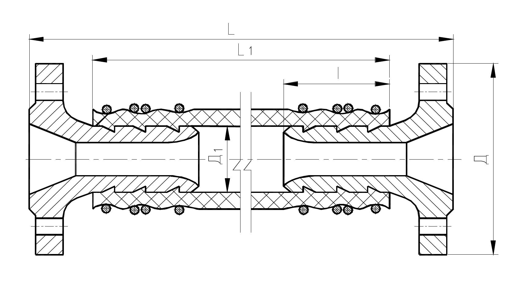Соединения рукавные ОСТ 5Р.5444-80