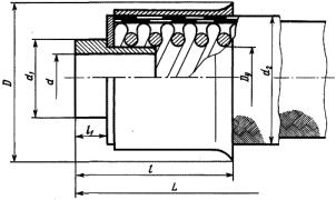 Тип оболочки РГТА — Рукава Герметичные из Цельнотянутых Труб (8Д4.498.469)