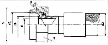 Металлорукав с Арматурой Сфера под Конус с Углом 60° (аналог 4603А, Н8ДО.449.032)